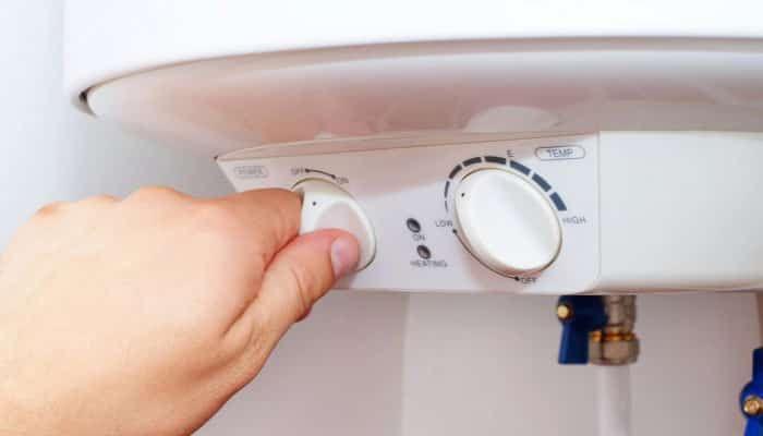 como ahorrar luz con un termo eléctrico