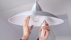aprende a ahorrar luz en casa