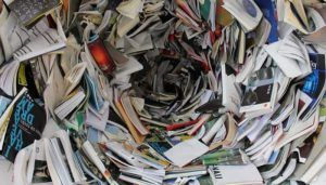 beneficios de reciclar papel