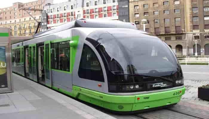 Tipos de transporte publico