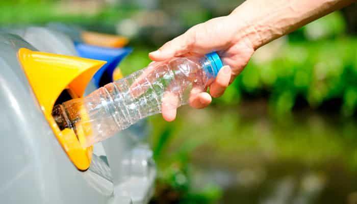 ideas para reciclar el plastico