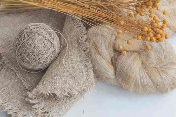 tipos de fibras ecologicas y organicas