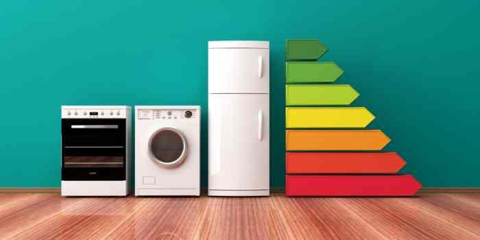 ahorrar energia en los electrodomesticos