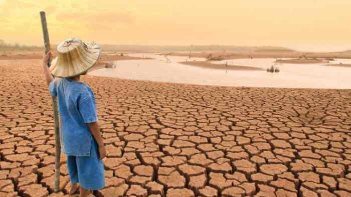 contaminacion textil y cambio climatico