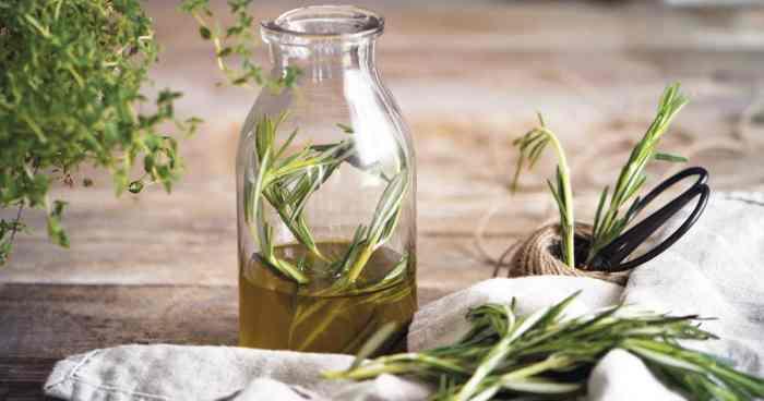 hierbas para que crezca y no caiga el pelo