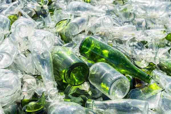 reciclado de vidrio